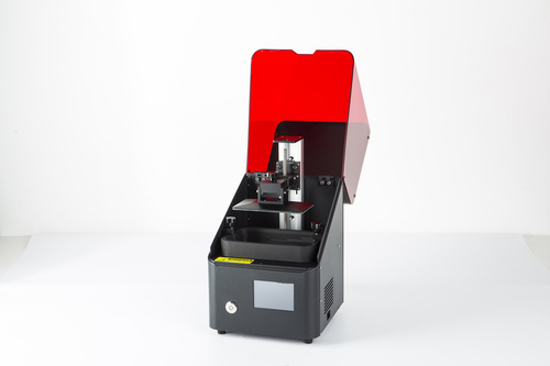 撒羅滿:適合新手入門的3d打印機